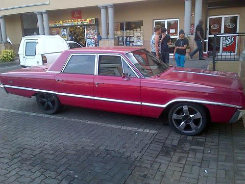 Dodge Polara 2