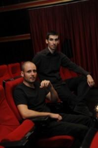 Adrian Cardona en David Munoz