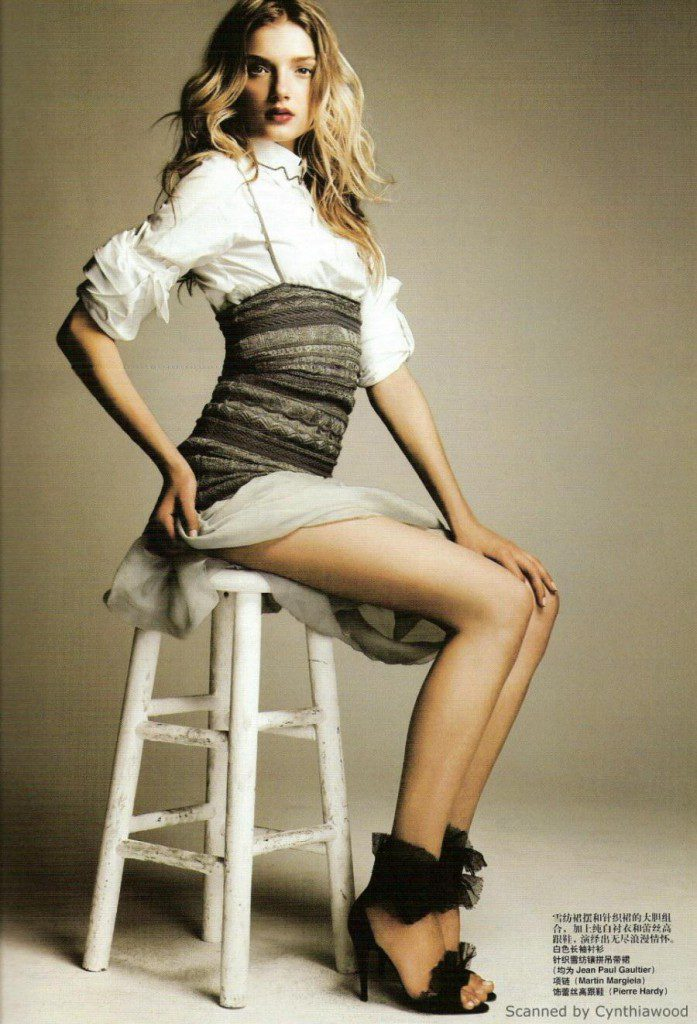 Lily Donaldson watkykjy warm bokkie