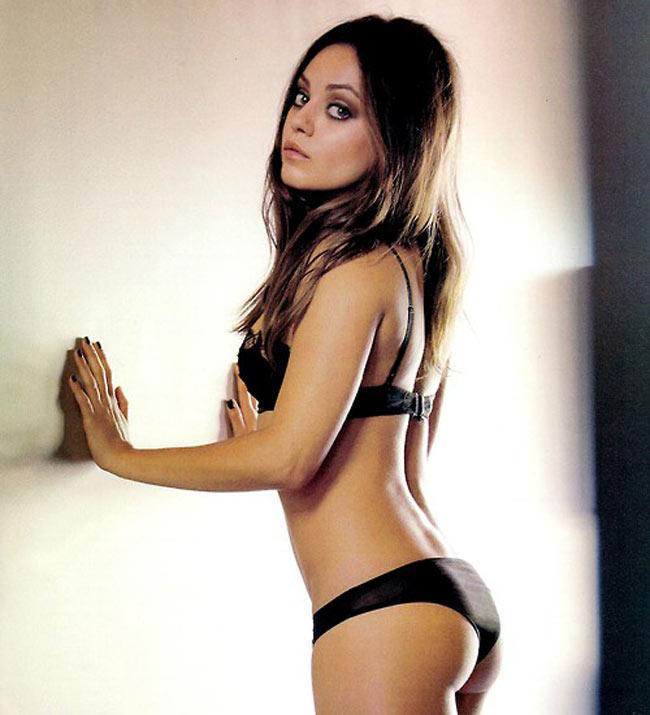 Mila Kunis watkykjy warm bokkie