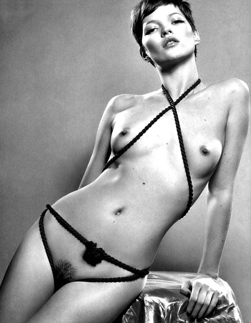 vrydag bederf Kate Moss