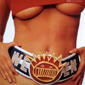 ween - chocolate and cheese 1995 album cover