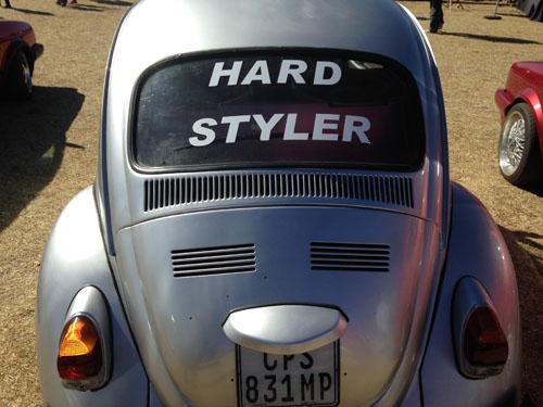hard styler beelte 2