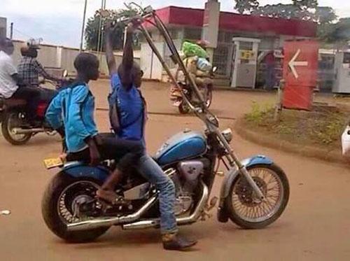 motorfiets marabs