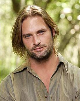 sawyer from Lost