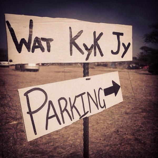 Watkykjy Kreef Parking
