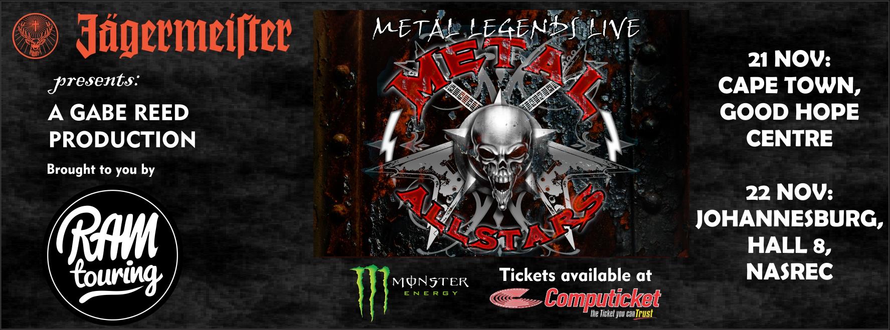 metal allstars south africa