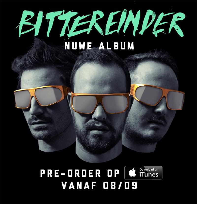 bittereinder-se-nuwe-album