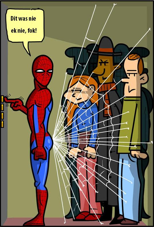 spiderpoep