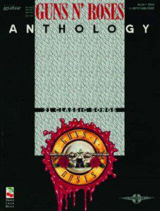 guns and roses anthology