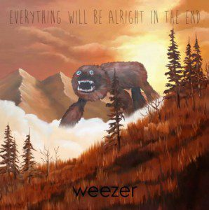 weezer album cover everything will be allright