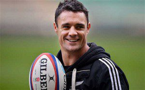 fly-half dan carter