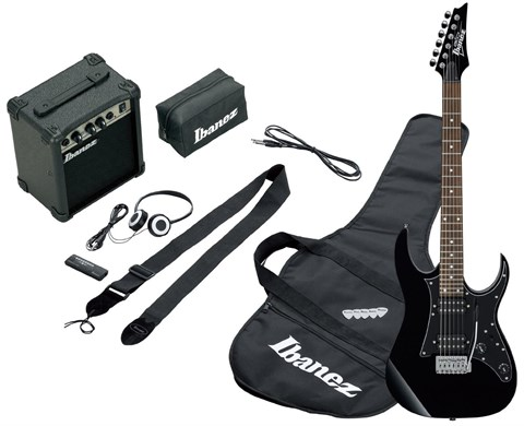 ibanez guitar starter kit