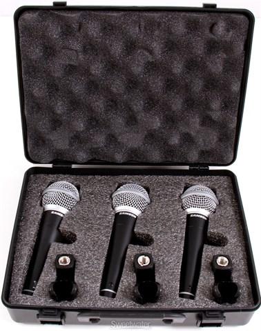 samson 3-pack mic