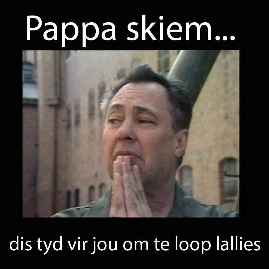 pappa-lallies