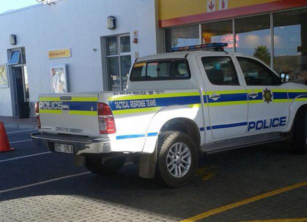 polisie park waae hulle wil