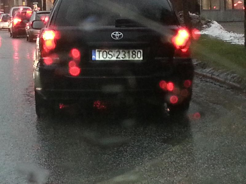 tos plate