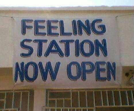 feeling station
