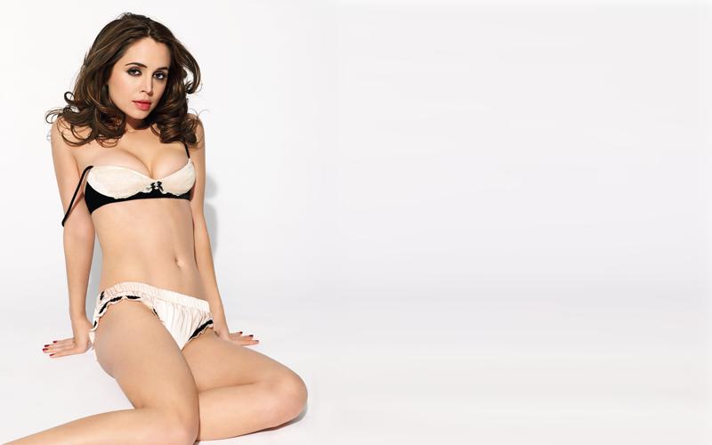 Eliza Dushku underwear