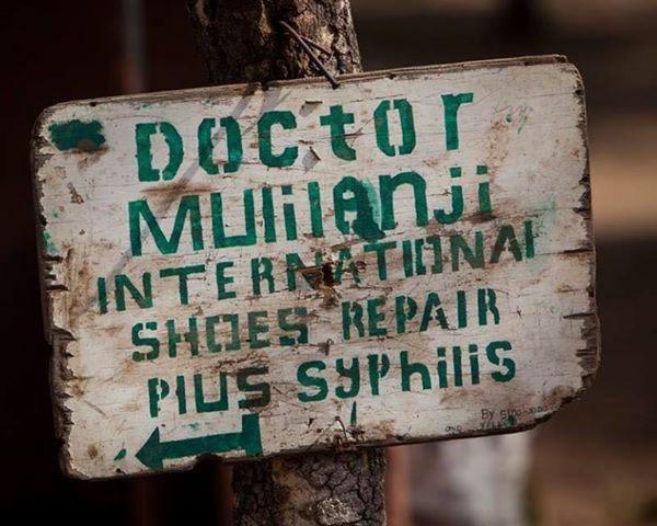 skoene en sifilis