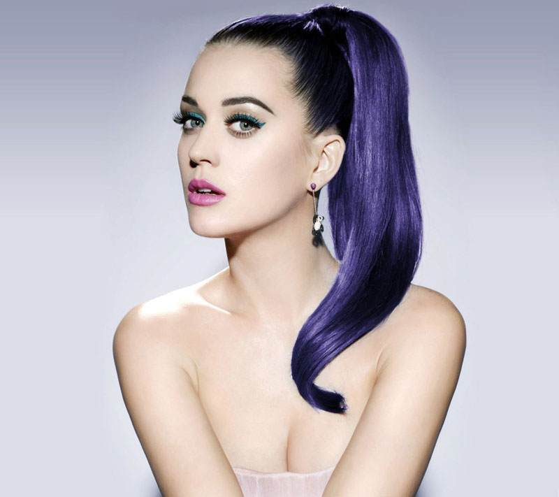 pony tail katy pery