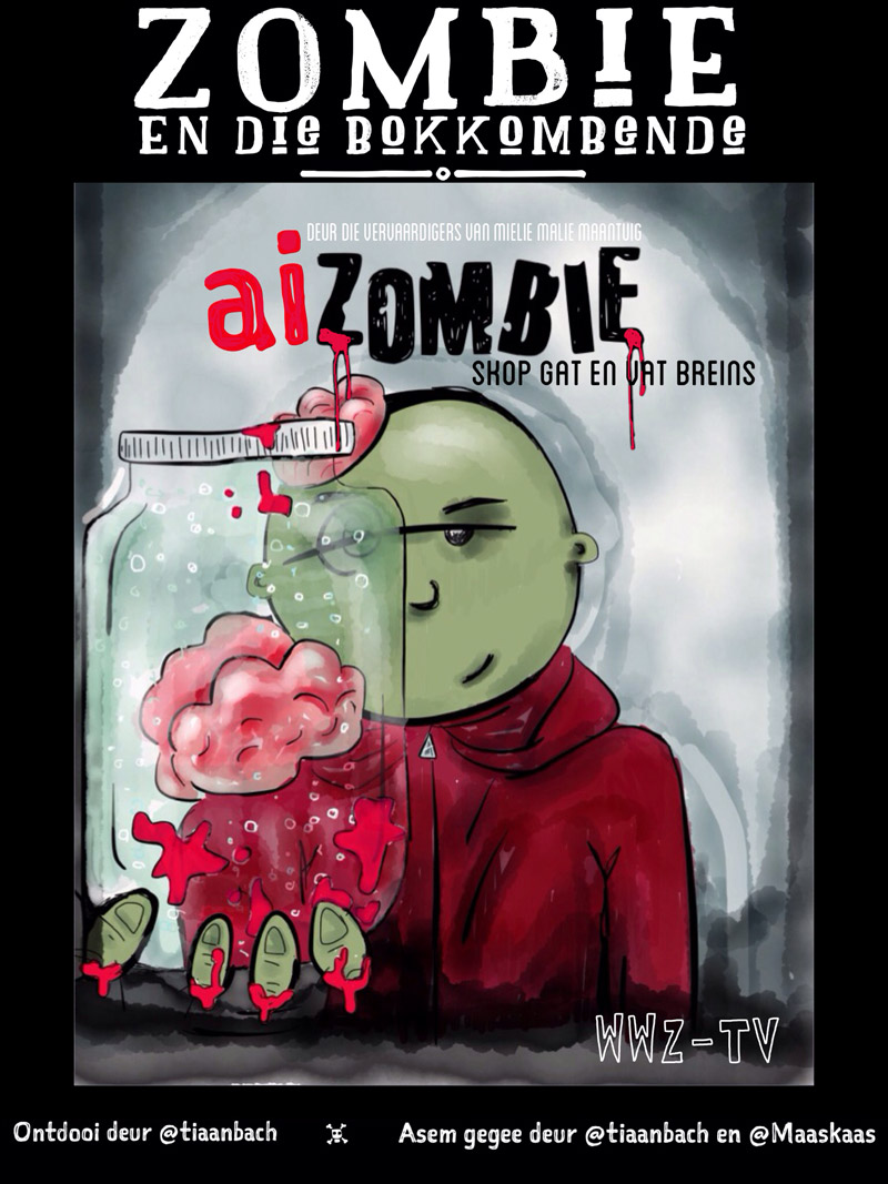 zombie-en-die-bokkombende---ai-zombie