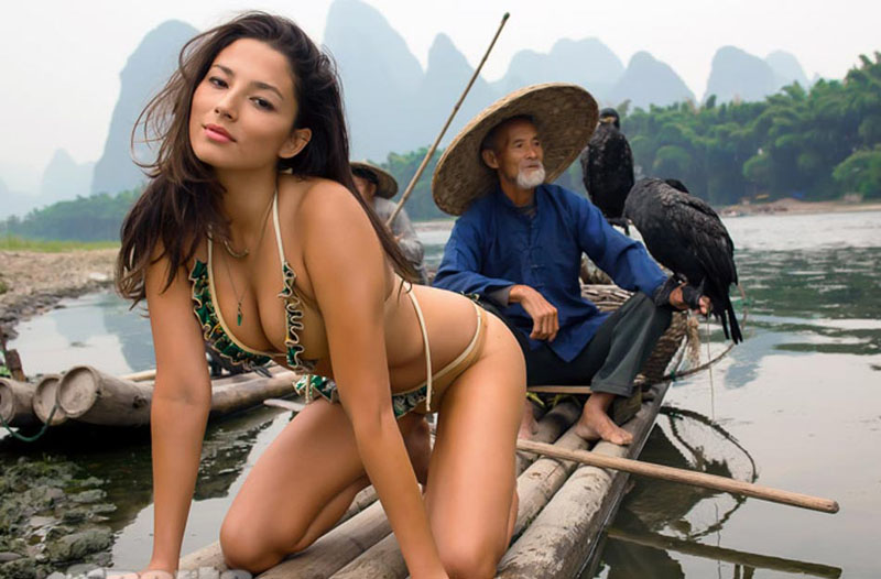 lekker my china jessica gomes