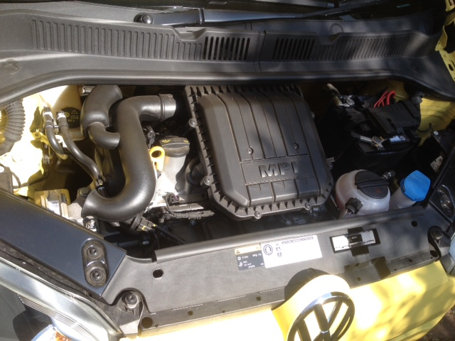 vw up engine
