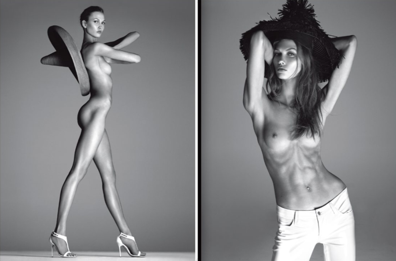 tiete is nie bad nie karlie kloss