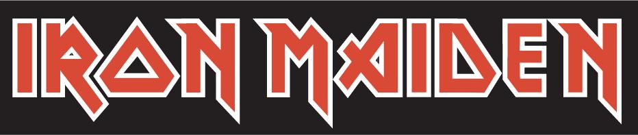 iron maiden logo watkykjy