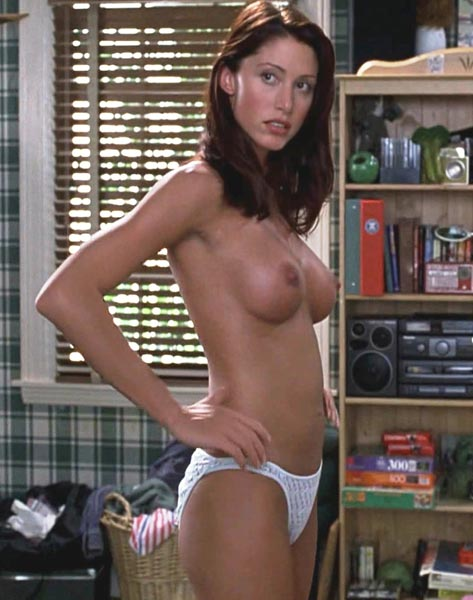 Something shannon elizabeth upskirt
