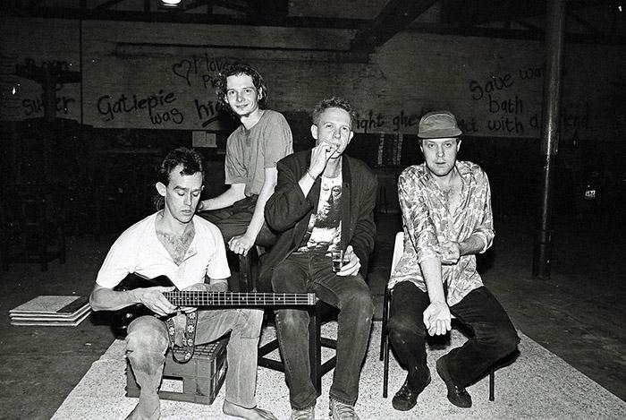 Gereformeerde-Blues-Band