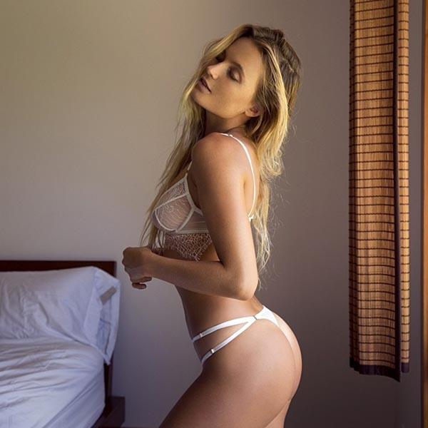 lingerie alana blanchard