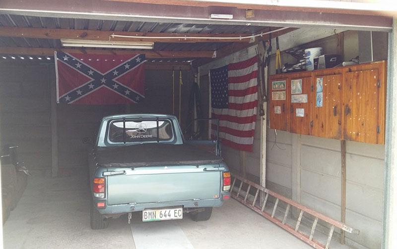 zef bakkie 1400 in garage vereeniging