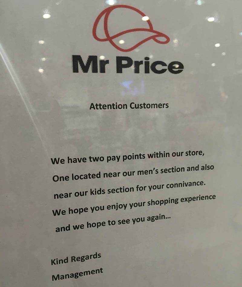 mr price sandton
