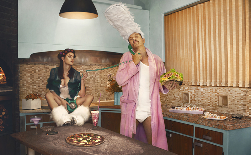 Jack Parow - Allister Christie, Kitchen Shoot Final - HR