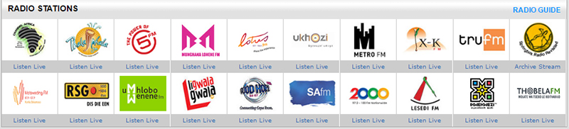 sabc radio stations