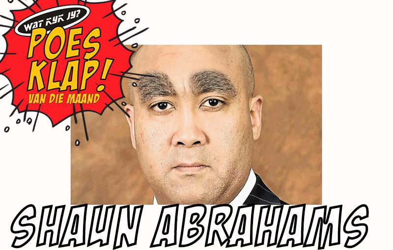 shaun-abrahams-poesklak-van-die-maand