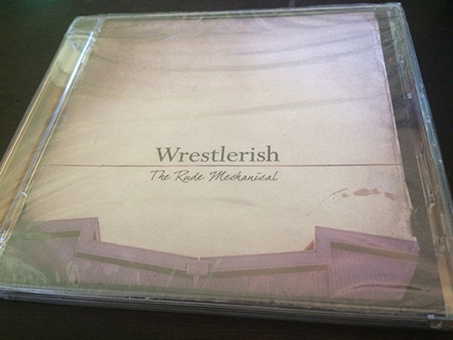 wrestlerish