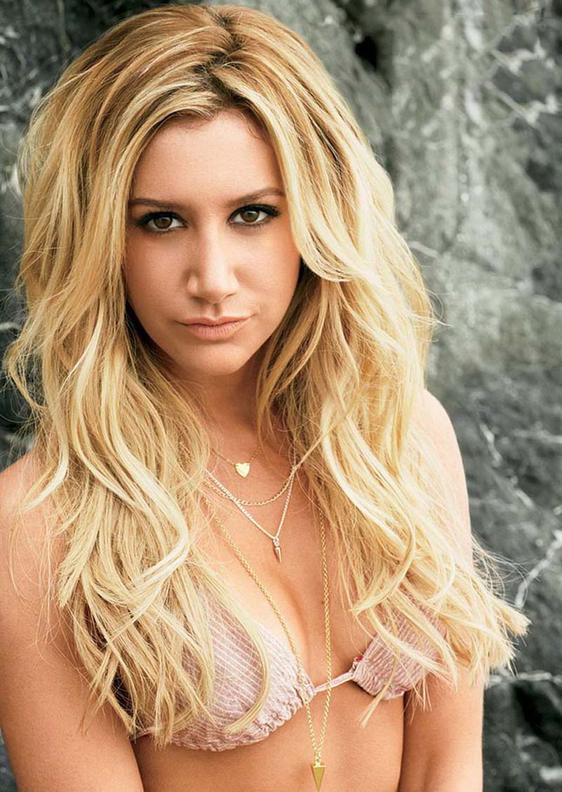 ASHLEY TISDALE in Maxim Magazine, May 2013 Issue