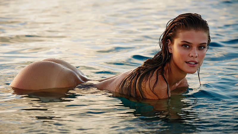nina-agdal-ass-out-of-water