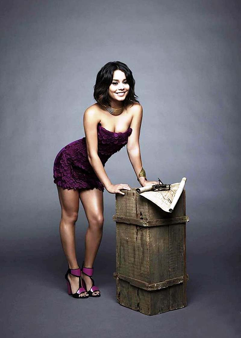 vanessa-hudgens-purple-dress