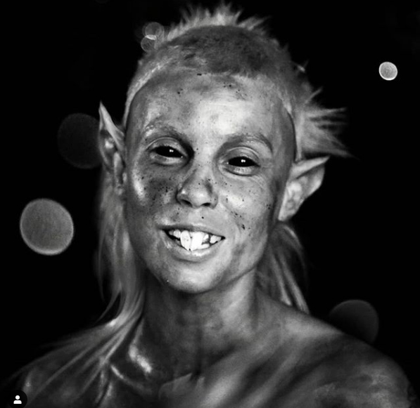 Things are getting a bit more bizarre with Die Antwoord