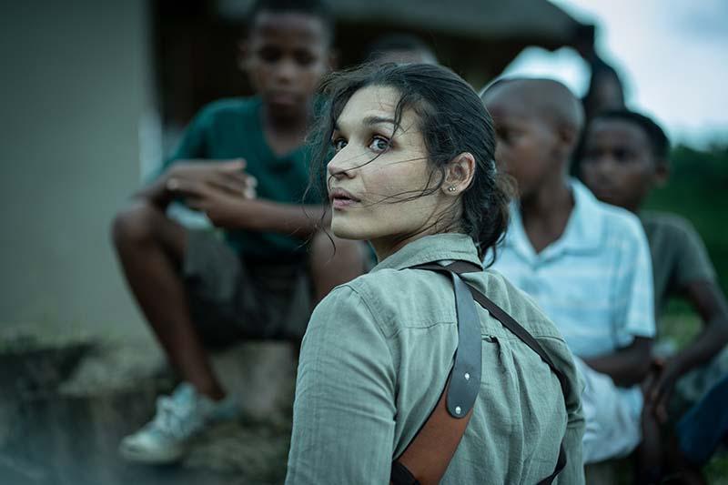 Kim Engelbrecht as Reyka