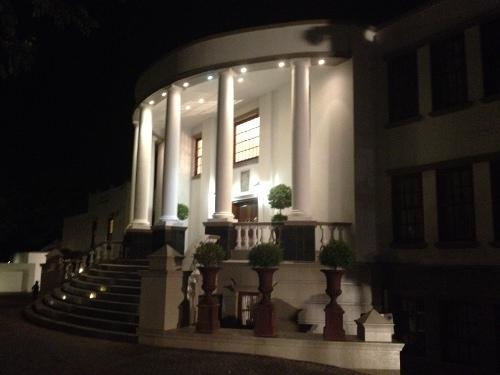 sahara estate voorste ingang