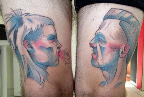 antwoord-tattoo