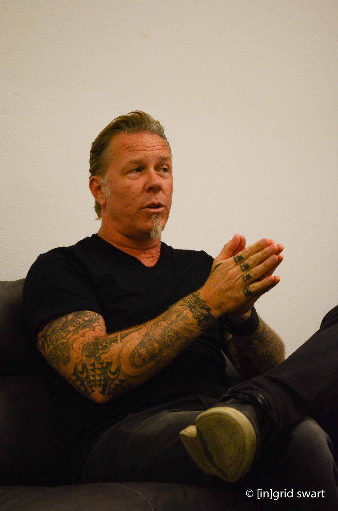 James Hetfield Interview-18