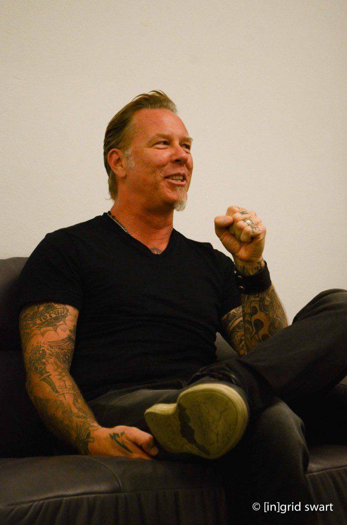James Hetfield Interview-27