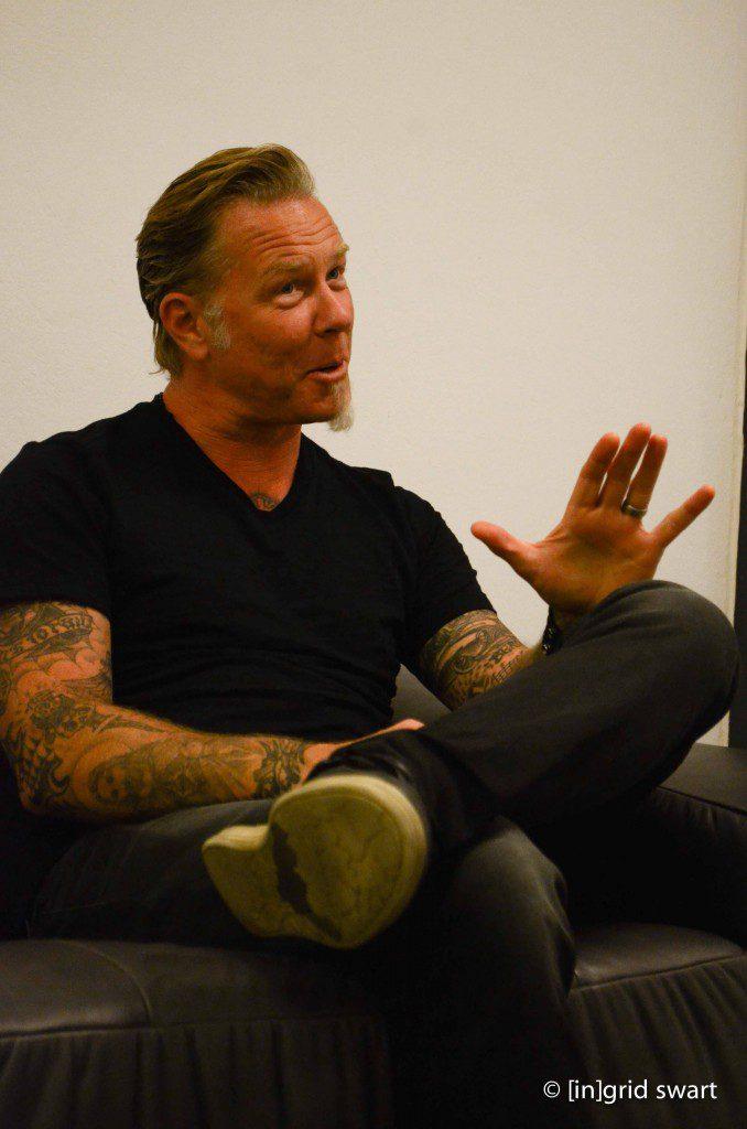 James Hetfield Interview-31