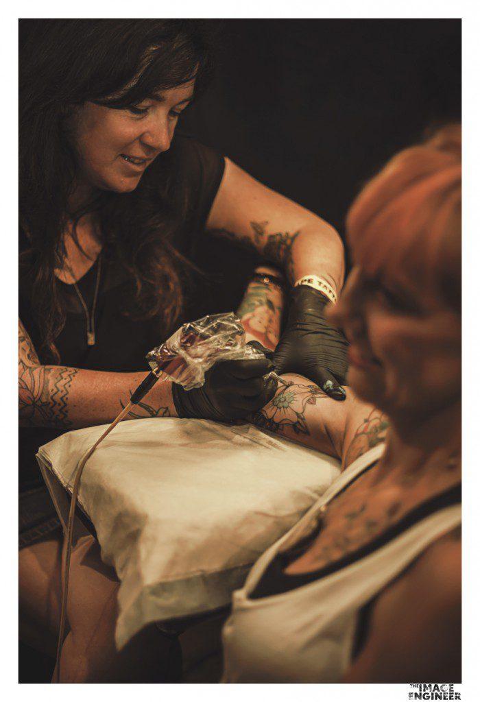 chick kry tattoo